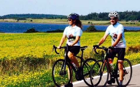 PEI Self-Guided Supported Cycle Tours